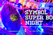 Symbol Super Bowl Night 2018
