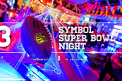 Symbol Super Bowl Night 2019