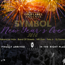 Johnnie Walker Gold Label Reserve PRESENTS: SYMBOL BUDAPEST NEW YEAR'S EVE 2016
