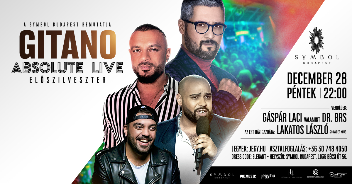 Gitano Absolute Live