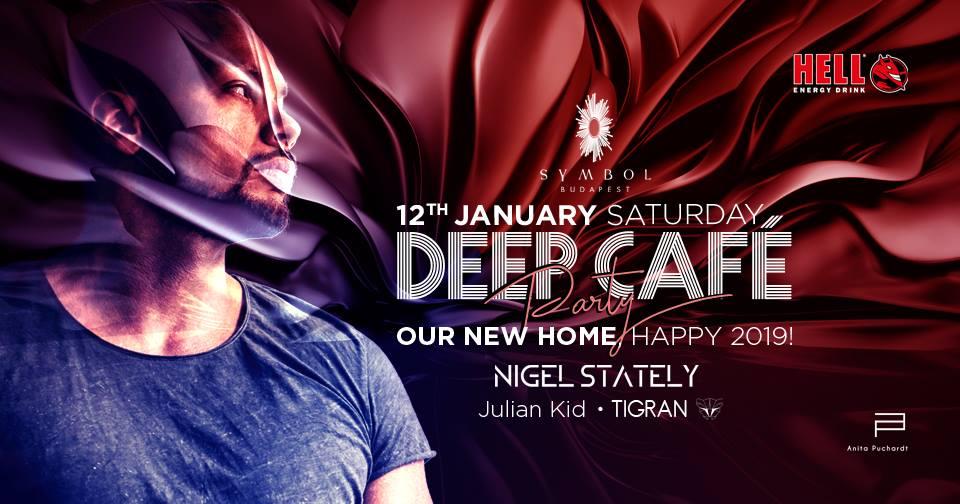 Deep Café Party / the first show in Symbol Budapest
