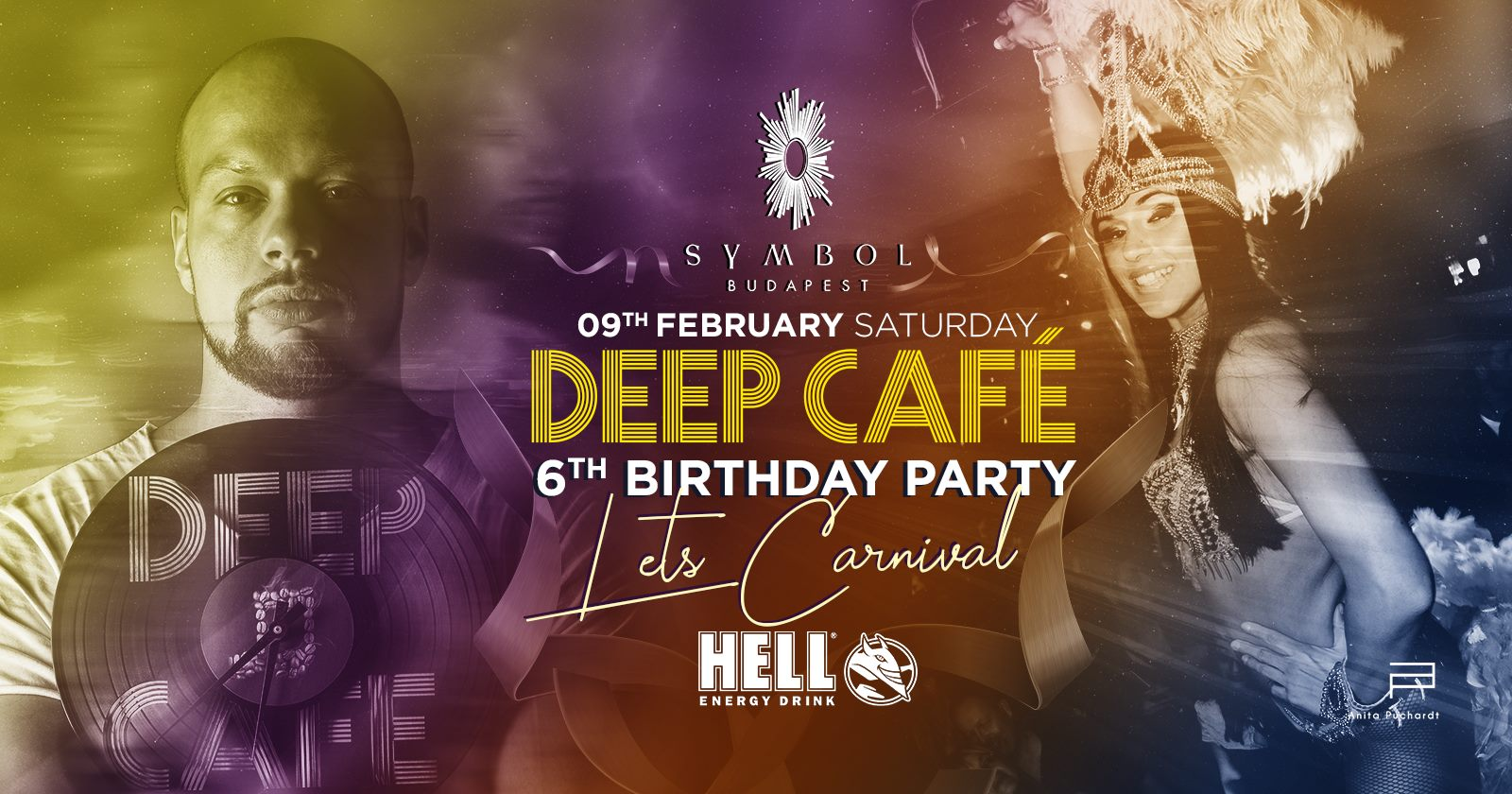 DEEP CAFÉ 6th Birthday Party // Let's Carnival!