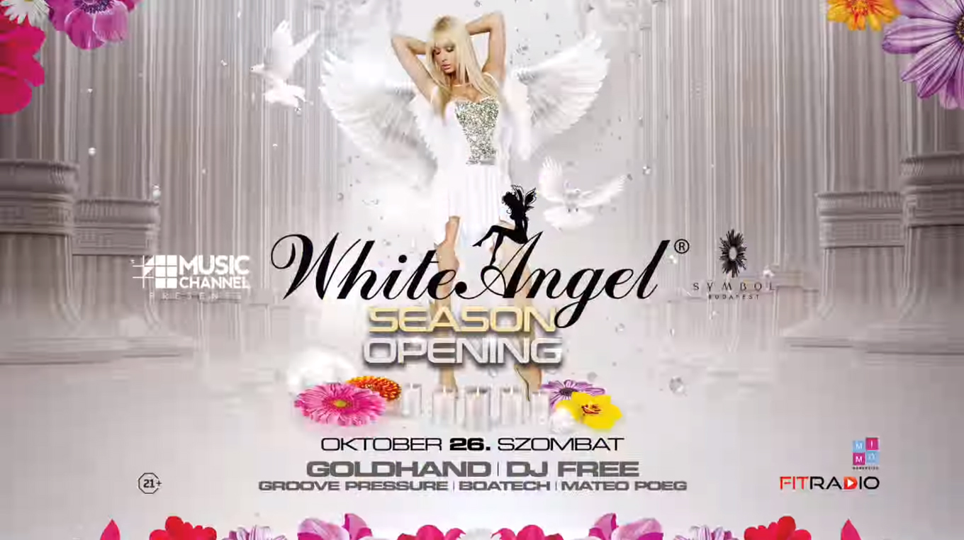 White Angel - The Season Opening